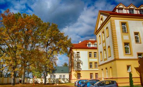 Hotelové ubytování v Jindřichově Hradci